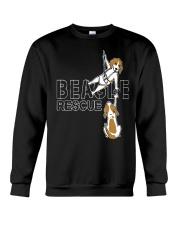T-shirts Hoodie Sweater BEAGLE RESCUE Crewneck Sweatshirt thumbnail