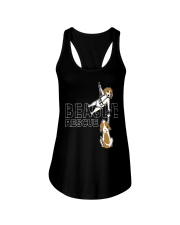 T-shirts Hoodie Sweater BEAGLE RESCUE Ladies Flowy Tank thumbnail