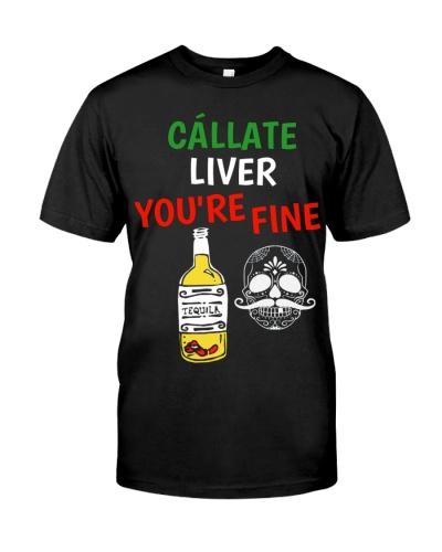 Cinco De Mayo  Shut Up Liver Youre Fine Callate