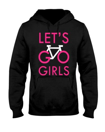 Letsgo Girls Hoodie sweathirt LsTshirt