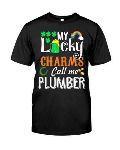 Plumber StPatricks day