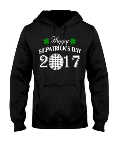 HappyPatricks Day 2017 Hoodie sweathirt LsTshirt