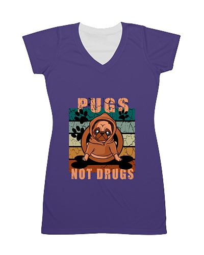 Pugs Not Drugs Pug lovers
