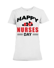 HAPPY NURSE DAY Premium Fit Ladies Tee tile