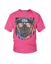 BULL DOG USA Youth T-Shirt tile