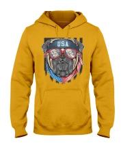 BULL DOG USA Hooded Sweatshirt tile