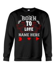 Love You Crewneck Sweatshirt thumbnail