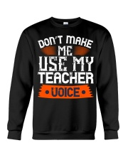 Teacher Crewneck Sweatshirt thumbnail