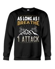 As long as Breathe Crewneck Sweatshirt tile
