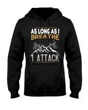 As long as Breathe Hooded Sweatshirt tile