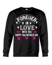Forever in love Crewneck Sweatshirt thumbnail
