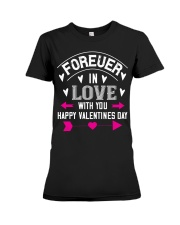 Forever in love Premium Fit Ladies Tee thumbnail