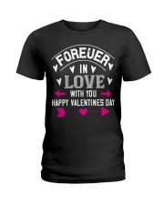 Forever in love Ladies T-Shirt thumbnail