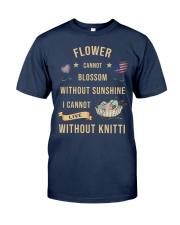 I'M KNITTER Classic T-Shirt tile