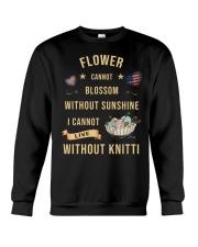 I'M KNITTER Crewneck Sweatshirt tile