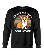 TRUST ME I'M A DOG LOVER Crewneck Sweatshirt tile