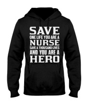 Nurse Hero Hooded Sweatshirt tile