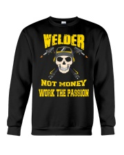 WORK THE PASSION Crewneck Sweatshirt thumbnail