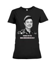 Chi Tai Memories Premium Fit Ladies Tee thumbnail