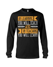 IN LEARNING Long Sleeve Tee thumbnail