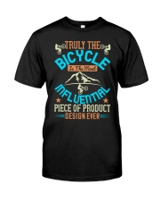 Truly the bicycle Classic T-Shirt front