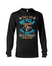 Truly the bicycle Long Sleeve Tee thumbnail
