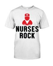 NURSE ROCK Classic T-Shirt front
