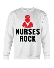 NURSE ROCK Crewneck Sweatshirt tile