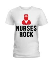 NURSE ROCK Ladies T-Shirt tile