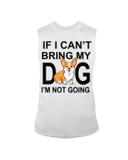 IF I CAN'T BRING MY DOG Sleeveless Tee tile