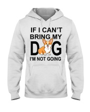 IF I CAN'T BRING MY DOG Hooded Sweatshirt tile