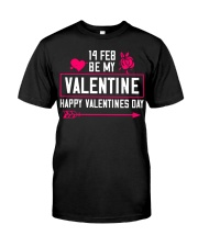VALENTINE DAY Classic T-Shirt front