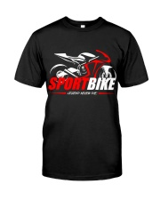 Sport Bike Premium Fit Mens Tee thumbnail