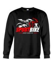 Sport Bike Crewneck Sweatshirt thumbnail