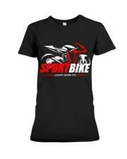 Sport Bike Premium Fit Ladies Tee thumbnail