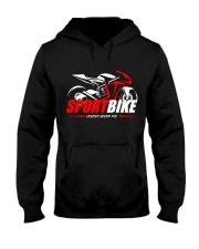 Sport Bike Hooded Sweatshirt thumbnail