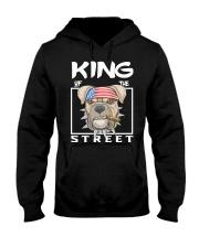 KING DOG Hooded Sweatshirt front