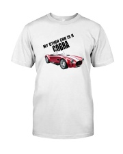 Ac Cobra - Vintage Ford car - Caroll Shelby-Racing Classic T-Shirt thumbnail