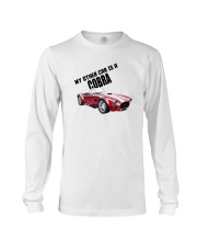 Ac Cobra - Vintage Ford car - Caroll Shelby-Racing Long Sleeve Tee thumbnail