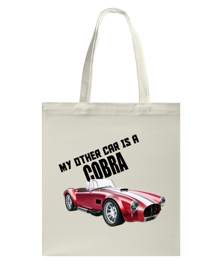 Ac Cobra - Vintage Ford car - Caroll Shelby-Racing Tote Bag