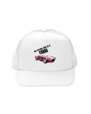 Ac Cobra - Vintage Ford car - Caroll Shelby-Racing Trucker Hat thumbnail