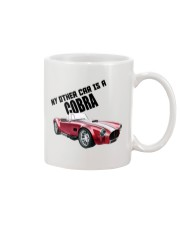 Ac Cobra - Vintage Ford car - Caroll Shelby-Racing Mug thumbnail
