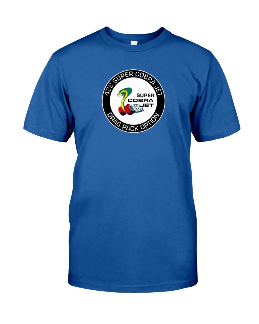 Engine 428 SCJ - Drag Pack Classic T-Shirt