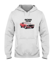 1969 Mustang Boss 302 Hooded Sweatshirt thumbnail