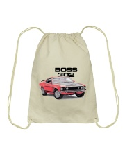 1969 Mustang Boss 302 Drawstring Bag thumbnail