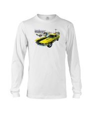 1970 FORD MUSTANG MACH1 ARI PACE CAR Long Sleeve Tee thumbnail