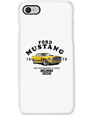 1970 Boss 302-Ford Classic Performance Muscle Car Phone Case thumbnail
