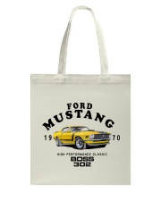 1970 Boss 302-Ford Classic Performance Muscle Car Tote Bag thumbnail