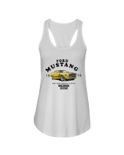 1970 Boss 302-Ford Classic Performance Muscle Car Ladies Flowy Tank thumbnail