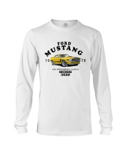 1970 Boss 302-Ford Classic Performance Muscle Car Long Sleeve Tee thumbnail
